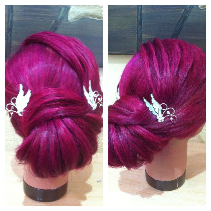 Diy Wedding Hairstyles: 193 Best Do It Yourself Updos Images On Pinterest