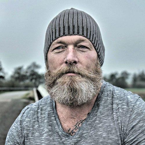 Beard Styles For Bald Men
