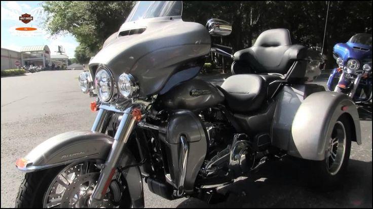 3 Wheel Harley Davidson Motorcycles for Sale
