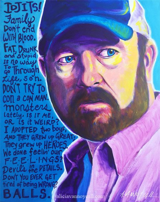 Bobby Singer Quotes by Alicia VanNoy Call