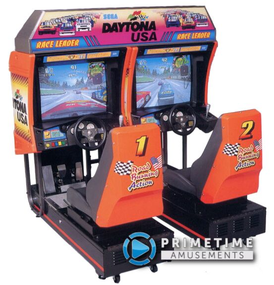 borne arcade daytona usa a vendre