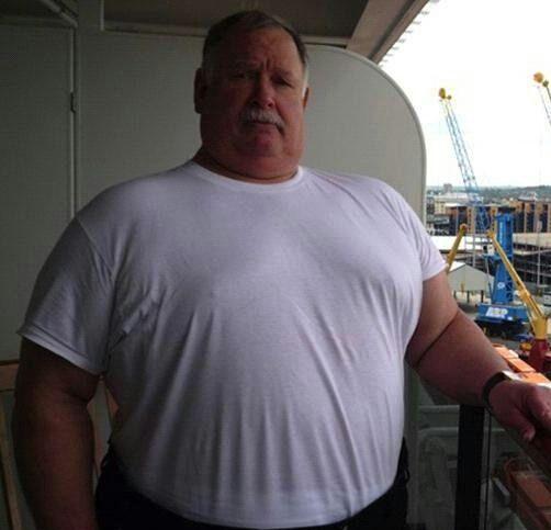 Fat Arab Man 44