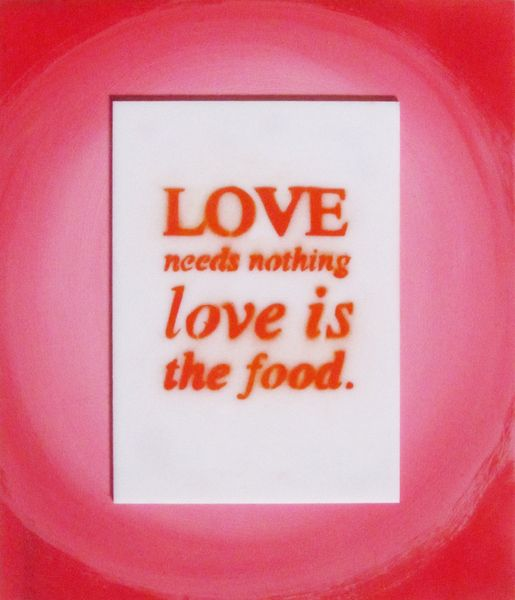 love is the food. di LoveCreating su DaWanda.com