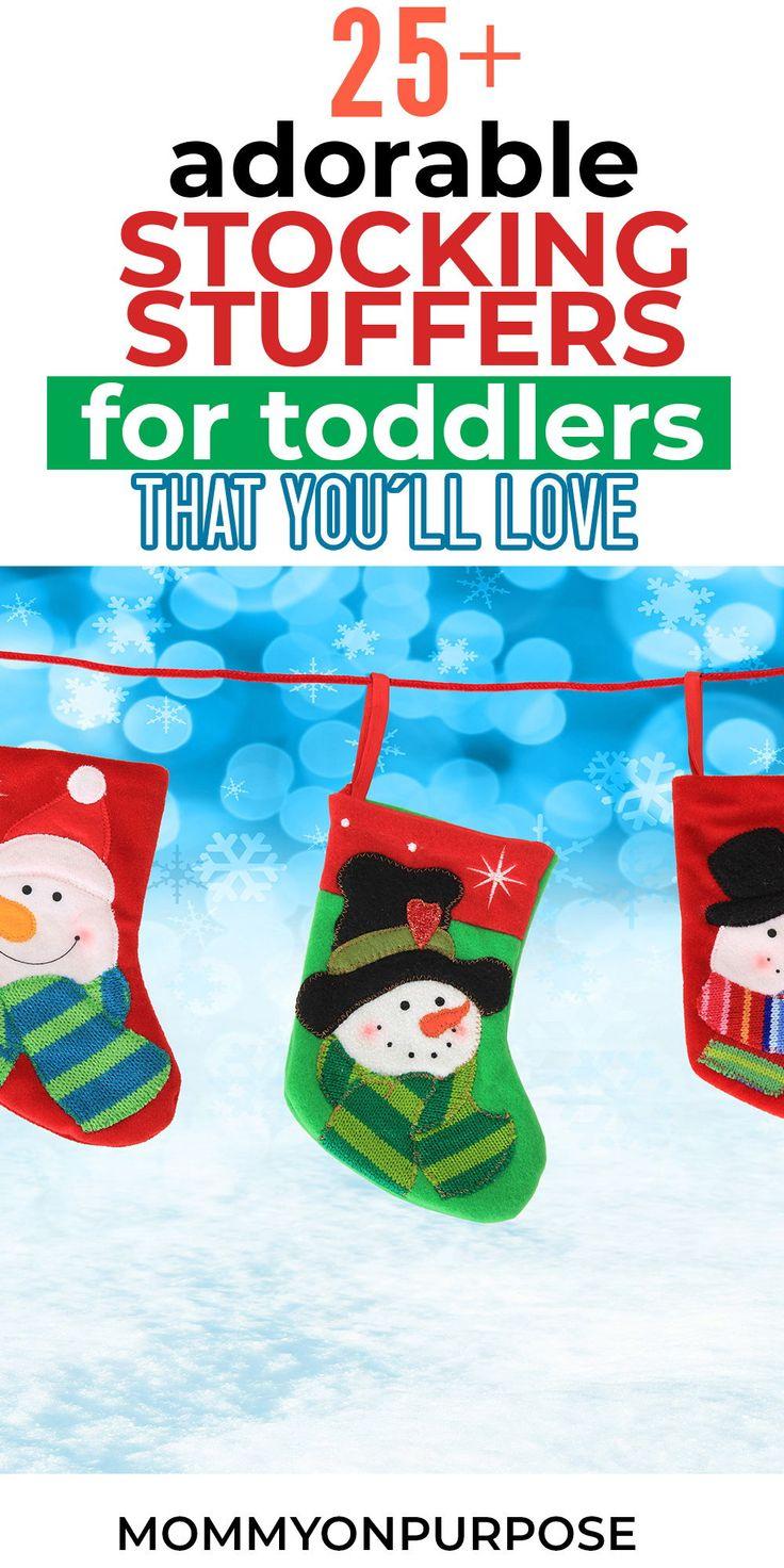 25 toddler stocking stuffer ideas under 10 toddler