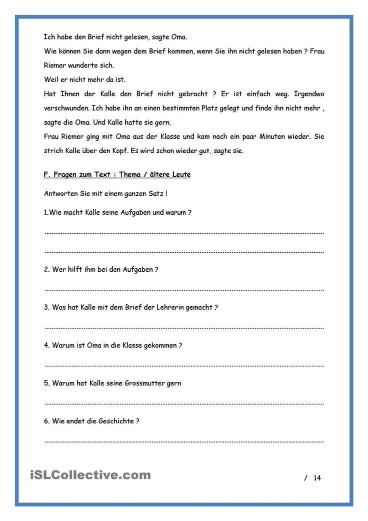 114 best German-FAMILIE images on Pinterest | Learn german, German ...