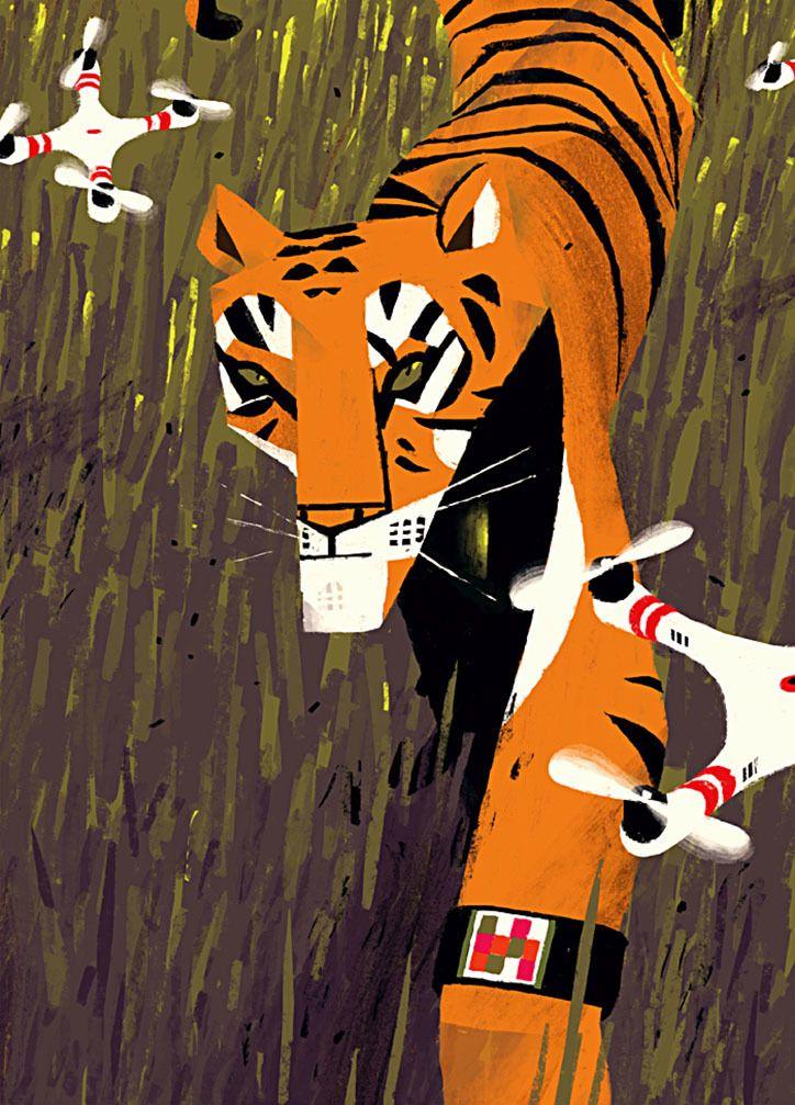 Illustration - by Sergiy Maidukov