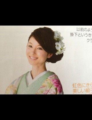 和装髪型♡妄想編 |mari's diary♡Road to happywedding♡|Ameba (アメーバ)