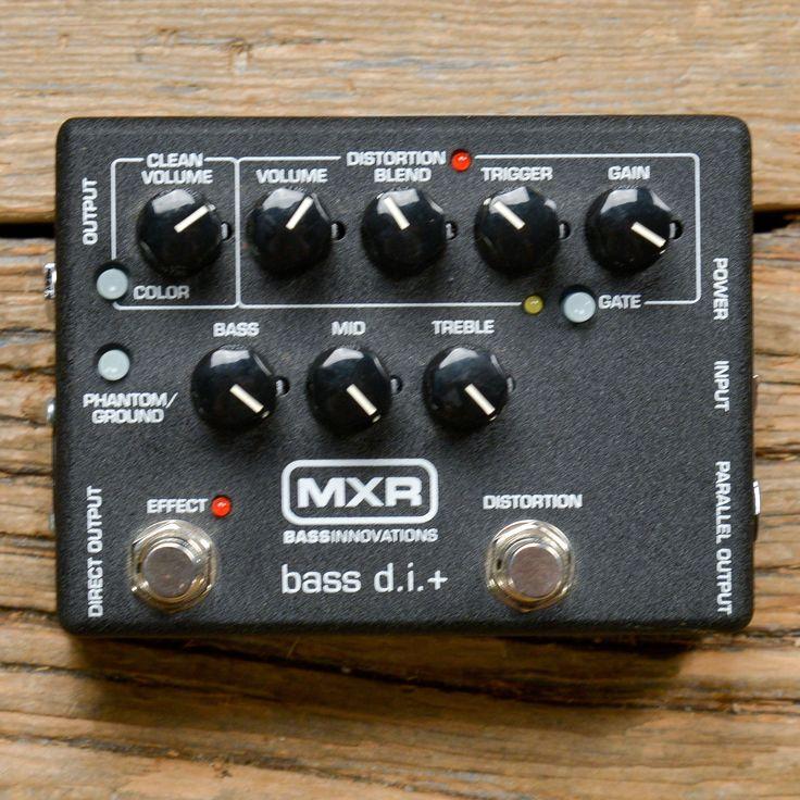 MXR M80 Bass D.I.+ USED
