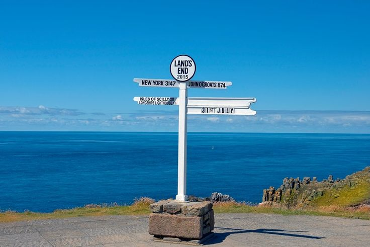 UK's longest road trip from John O'Groats to Land's End - over 1,407km from start to finish. Affectionately known as The First and Last, Land's End has enough natural beauty to postpone your epic journey for at least a few days. Walk along the clifftops to Sennen Cove for blooming carpets of heather and sea campion in the summer, stunning views across Britain's most southwesterly point and prime bird-watching - look out for gannets, fulmars, shags and razorbills to name a few.