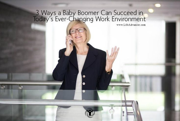A Baby Boomer may struggle to adapt to the new work environment we witness in todays society. Over the last 50 years both our economy and society have seen tremendous changes. As a Baby Boomer you know very well that these changes have impacted the way we live communicate and live daily  especially when via @lifeadvancer | lifeadvancer.com – Life Advancer