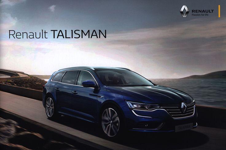 https://flic.kr/p/K5MiVw | Renault Talisman; 2015_1