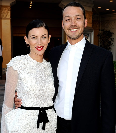 """Actress Liberty Ross and her husband director Rupert Sanders arrive at a screening of Universal Pictures' """"Snow White and The Huntsman"""" at the Village Theatre on May 29, 2012 in Los Angeles, California."""
