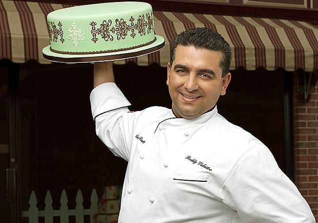 """You may know that Buddy Valastro – better known as """"The Cake Boss"""" – has an oversized family that helps him with his oversized cakes, and that he has an oversized personality to match. But did you know these things about Buddy Valastro?"""