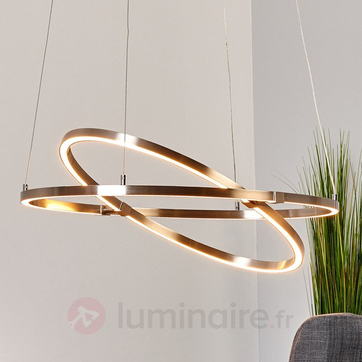 ENTRANCE - MOST LIKELY OPTION NOW  - Suspension LED Torna en forme d'anneau, réglable sicher & bequem online bestellen bei Lampenwelt.de.