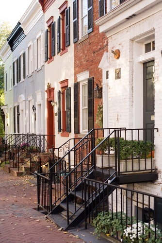 Best 25 georgetown washington dc ideas on pinterest American colonial architecture
