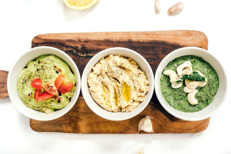 Песто, хумус и гуакамоле: самые вкусные соусы и закуски — Greenoteka