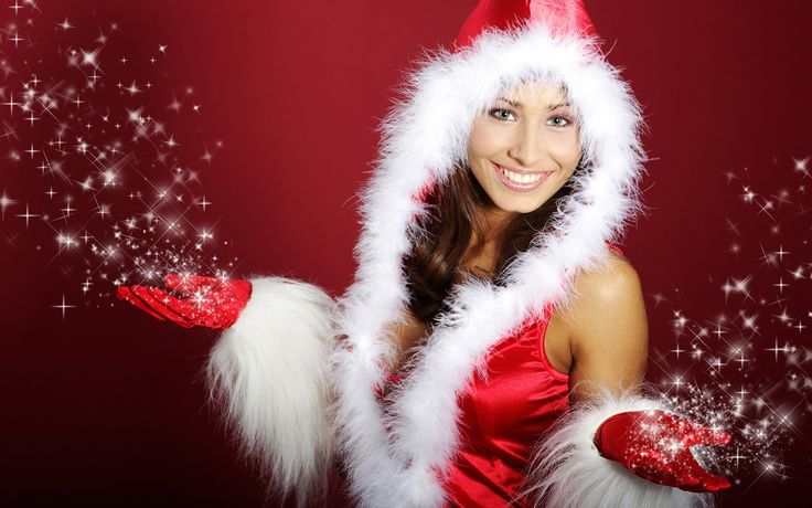 Santa Girls: Nerium International, Beautiful Christmas, Girls Generation, Christmas Girls, Outfit, Girls Photos, Wallpapers, Merry Christmas, Fairies Tales