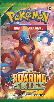 Roaring Skies Booster Pack