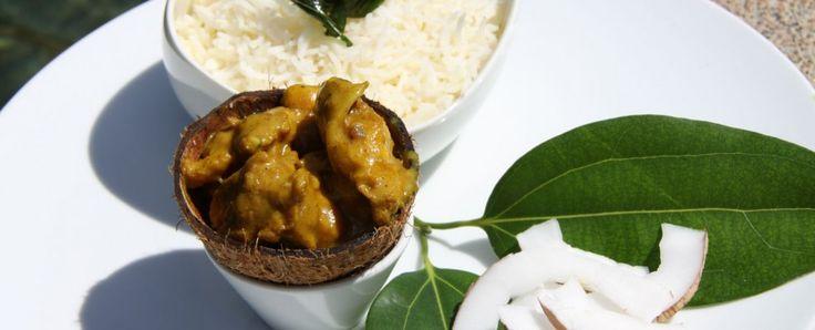 Ricetta del pollo al curry con latte di cocco   Sale&Pepe