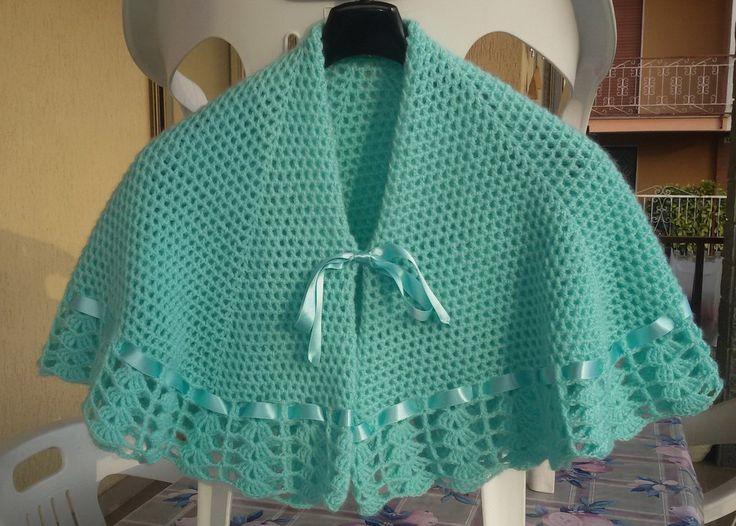 Risultati immagini per scialletto della nonna crochet