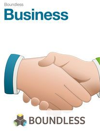 Business | http://paperloveanddreams.com/book/684012593/business | Introduction to Business is a college-level, introductory textbook that provides an overview of the fascinating subject of Business. Boundless works with subject matter experts to select the best open educational resources available on the web, review the content for quality, and create introductory, college-level textbooks designed to meet the study needs of university students.This textbook covers:Introduction to Business…