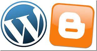 Build Website on Blogger or Wordpress?