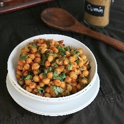 Nepali Chickpea Curry by Baltic Maid