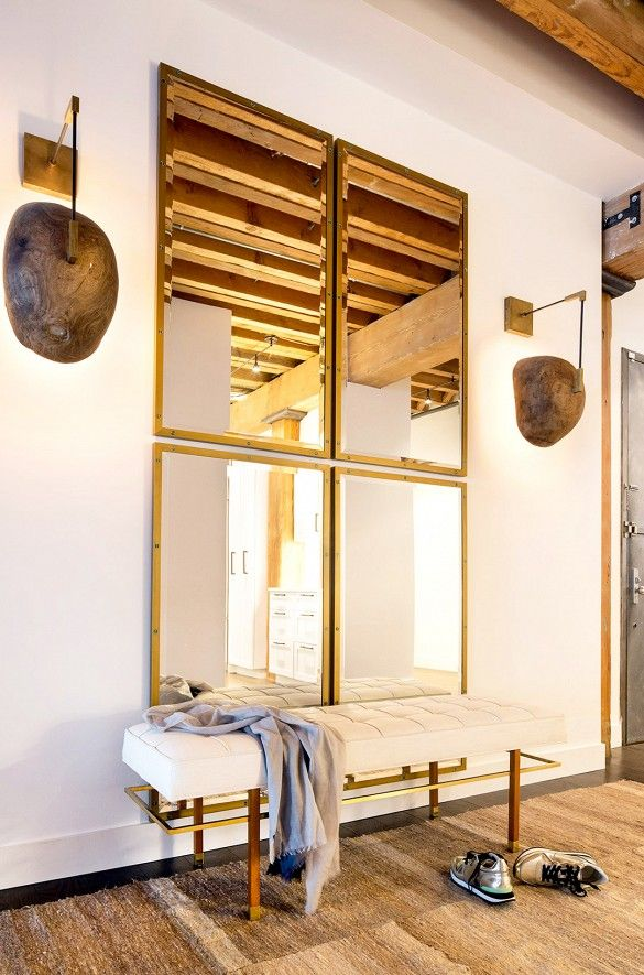 best 20+ gold mirrors ideas on pinterest | mirror wall collage