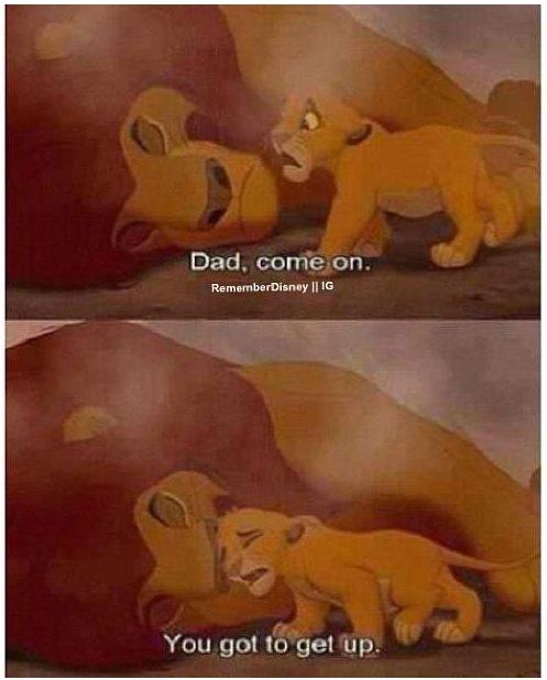 Saddest Disney movie scene ever :(
