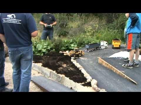 Rc Truck ( Thyholm 06-08-2011 spagnum) - YouTube