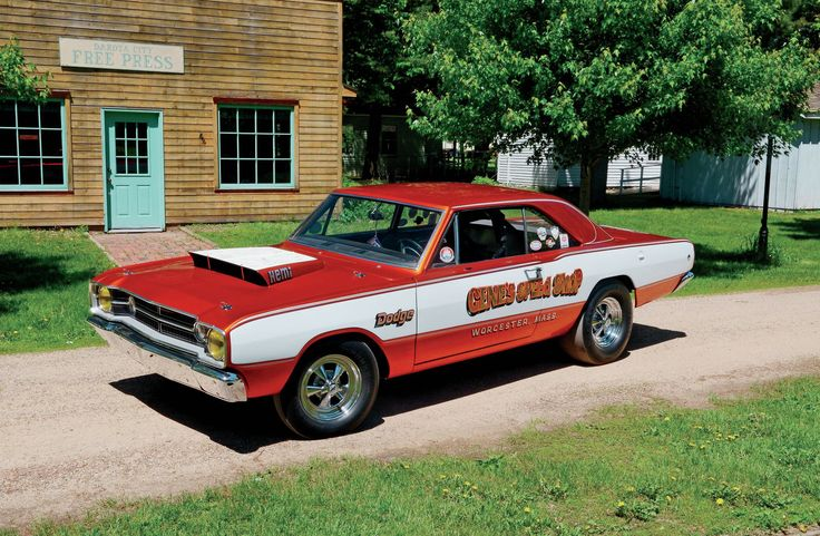 1968 Dodge Dart Super Stock Front Photo 9