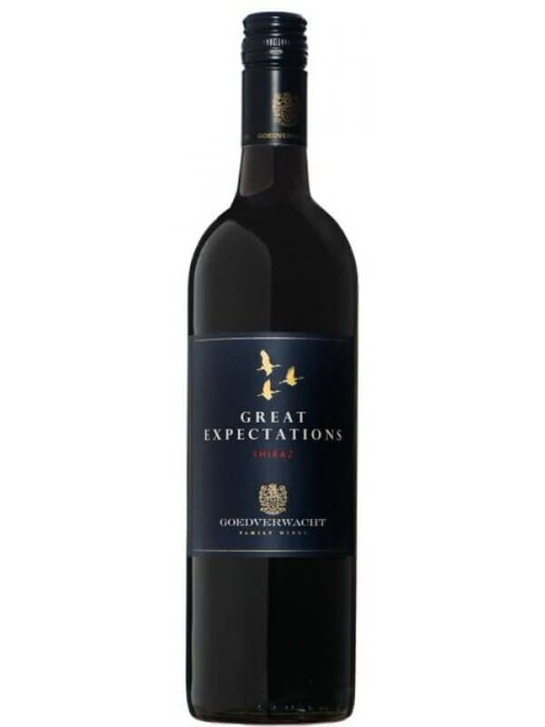 Goedverwacht Great Expectations Shiraz, Robertson Valley 2013
