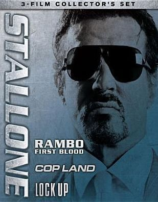 Stallone: Cop Land/First Blood/Lock up