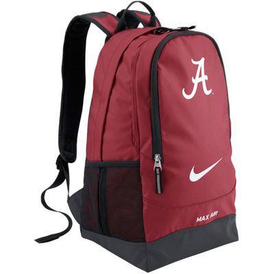 Nike Alabama Crimson Tide Large Training Backpack - Crimson