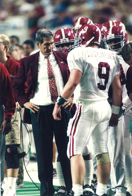 Alabama vs Florida, Atlanta, 1996 SEC Championship