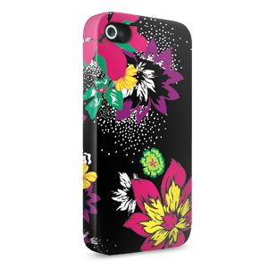 Reef - Costa Mingo Black On iPhone 4 / 4S Slim Case