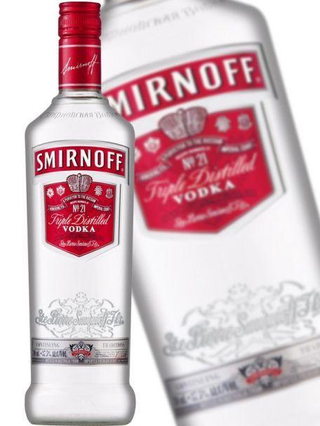 Smirnoff Red