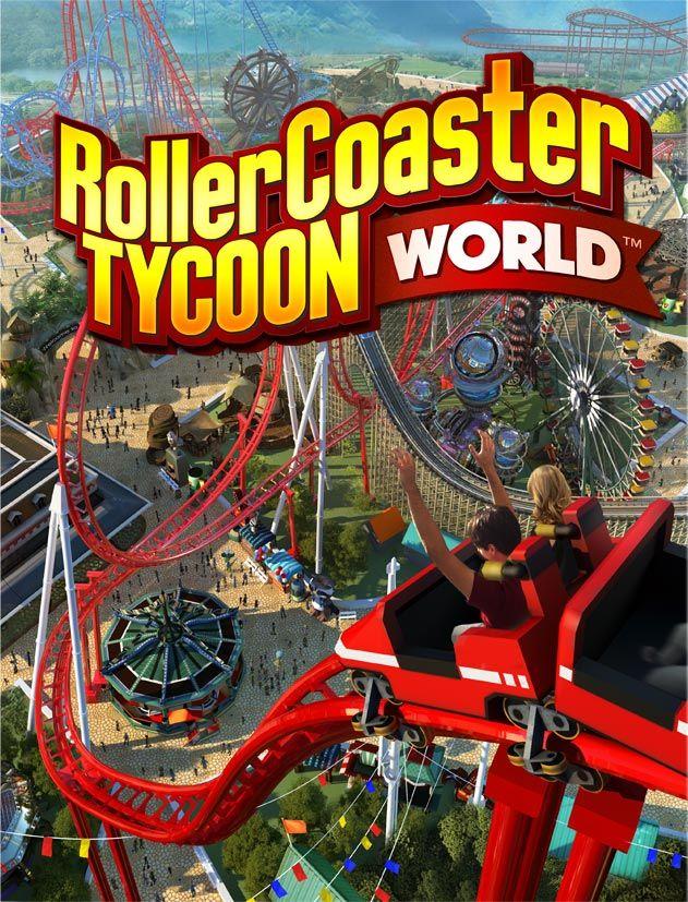 RollerCoaster Tycoon World | RollerCoaster Tycoon World