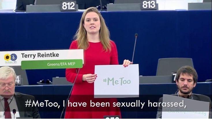 @Europarl_EN: Stop sexual harassment in the European Parliament! #metooEU