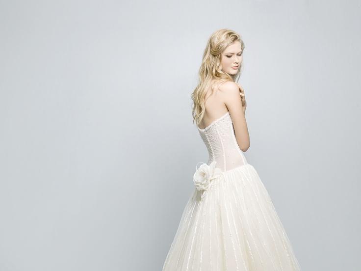 Bridal dress D6509