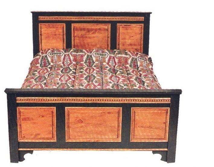 Canadian Woodcraft  - Pilgrim Panel Bed, $1,195.00 (http://www.canadianwoodcraft.ca/bedroom/pilgrim-panel-bed/)