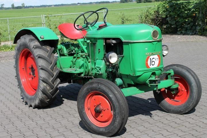 ≥ Deutz D25s - Agrarisch | Tractoren - Marktplaats.nl