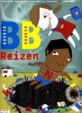 BoekieBoekie - Reizen. Tijdschrift voor kinderen over kunst en literatuur