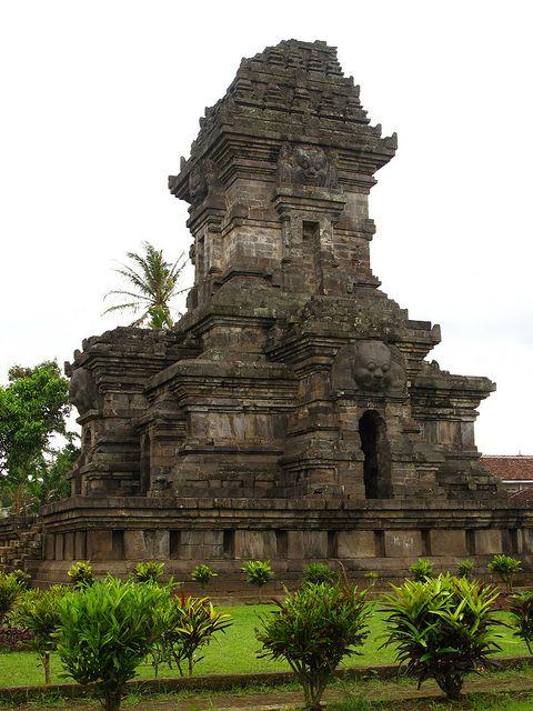 Singosari Temple, Malang, East Java, Indonesia