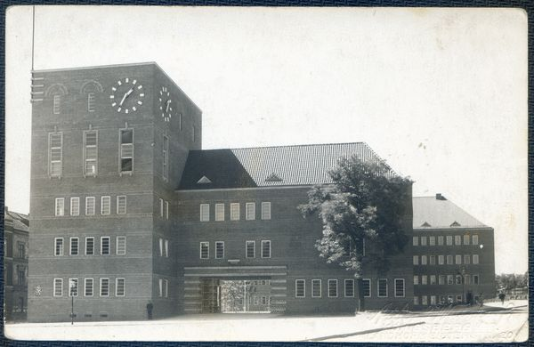 Königsberg (Pr.), Königsberg (Pr.), Franz-Seldte-Straße 1, Arbeitsamt