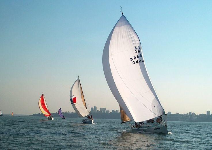 Partida de Regata Oceânica em Maputo