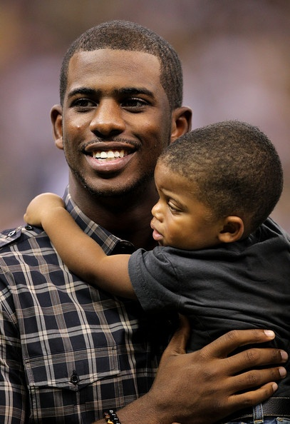 Chris Paul. Makes the NBA worth watching.