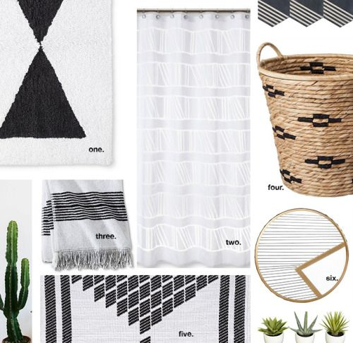 Nate Berkus @ Target  Ideas on matching patterns