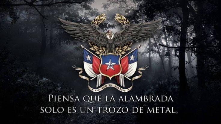 "Nino Bravo's Song ""Libre"" (Chilean Army Version)"