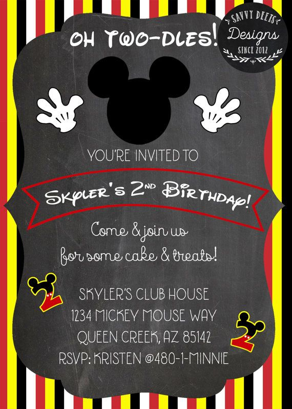 276 best chalkboard birthday signs images on pinterest mickey mouse birthday invitation printable mickey mouse chalkboard invitation diy printable filmwisefo Choice Image
